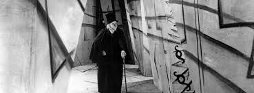 how does the cabinet of dr caligari utilize point of view and