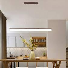 details zu 20w led deckenleuchte dimmbar pendel leuchte küche esszimmer tisch hänge le