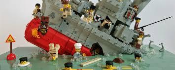 Lego Ship Sinking 3 by Lego Ship Sinking 2 51 Images Lego Ships Sinking Car Interior