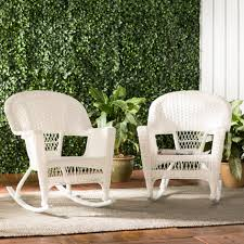 Outdoor Resin Rocking Chairs | Wayfair