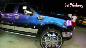 2008 Chameleon Ford F-150 Truck LIFTED On 32