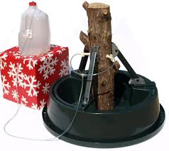 Xmas Tree Waterer by Christmas Tree Iv Double Unit Safe Christmas
