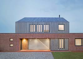 100 English Architects Broad Street House Combines Timber And Handmade Bricks