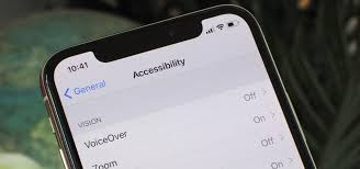 How to Open the Accessibility Shortcuts on Your iPhone X  iOS