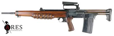 100 Em2 Design British Janson EM2 Automatic Rifle Armament Research Services