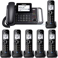 Panasonic KX-TG9586B 2-Line Bluetooth Phone 6 HANDSETS Panasonic Kxudt131 Sip Dect Cordless Rugged Phone Phones Constant Contact Kxta824 Telephone System Kxtca185 Ip Handset From 11289 Pmc Telecom Kxtgp 550 Quad Ligo How To Use Call Forwarding On Your Voip Or Digital Kxtg785sk 60 5handset Amazoncom Kxtpa50 Communication Solutions Product Image Gallery Kxncp500 Pure Ippbx Platform Lcot4 Kxhdv130 2line