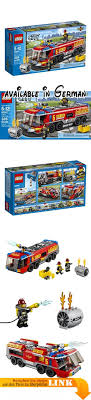 LEGO 60061 - City Flughafen-Feuerwehrfahrzeug. LEGO City Great ... Amazoncom Lego City Great Vehicles 60061 Airport Fire Truck Toys Itructions Brick Radar 2014 Stop Motion Youtube 6210344 Technic Hook Loader 42084 Building Kit Review Set Daddacool Lego City Airport Deals On 1001 Blocks 7891 Firetruck 141ps 1 Minifig R 99 Em Mainan Game Alat City Airport Fire Truck Review Di Cartoon About New Police My