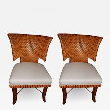 Pair Of Danish Modern Handwoven Leather Dining Room Chairs Modern Ding Chair Tribute Collection Contemporary Danish Teak Black Leather Chairs Set Of 4 Exclusive And Marvin Midcentury Faux 2 Rosewood And Whosale Room Ideas Different Mid Century Best Ding Chairs Room Fniture Italian Mid Century Danish Modern 6 Erik Buck Rosewood Leather Emfurn Fox1705bset2 Fniture By Safavieh