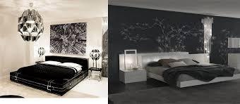 BlackWhite Bedroom Design 2018 Trends