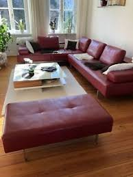 sofas aus leder mit mehr als 4 sitzpläze günstig kaufen ebay