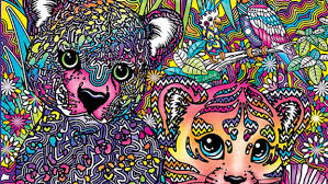 Lisa Frank Adult Coloring Books Exist And Were Psyched