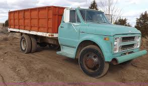 1969 Chevrolet C50 Dump Truck | Item F6441 | SOLD! Wednesday...