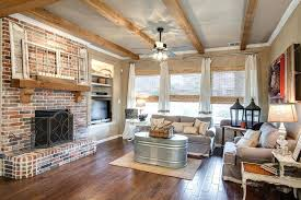 Rustic Living Room With Carpet Hardwood Floors Cost Plus World Market White Vintage 6 Chairs