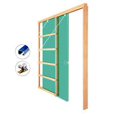 1500 24NA Pocket Door Frame with Hardware