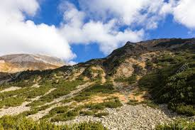 100 Rocky Landscape Beautiful Authentic Of The Pyrenees Bulgaria