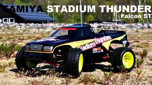 Tamiya Stadium Thunder 2WD 1/10 Stadium Truck - RC RUNNiNG ViDEO ...