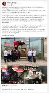 vapiano eröffnet wieder restaurants tageskarte