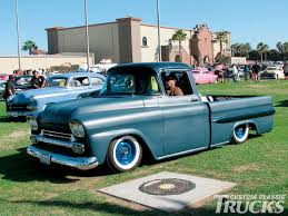 59' Chevy Fleetside.... | Sweet Old Pick Up's & Panel's | Pinterest ... 1955 Chevy Truck Chevrolet Cameo Rear 55 59 Dne With Our 1959 Chevy Apache Work In Progress Dnes 194759 Pickup Truck Wiper Kit W Wiring Harness Cable Drive Pin By Frank Gillespie On 5559 Trucks Pinterest Gmc 50 Trucks Archives Stand Out Rides Custom Designed System Is Easy To Install The Hurricane Heat Cool Quick Task Force Id Guide 11 Second Series Chevygmc An Even Trade Produced This Badass Video This Ls Swapped Is One Restomod Dually