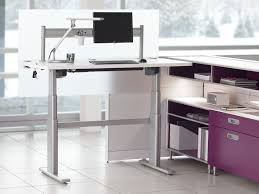 Humanscale Float Standing Desk by Everywhere Height Adjustable Table Herman Miller Tables