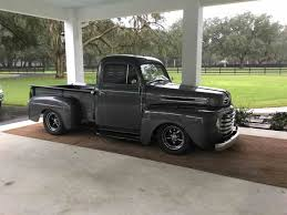 1950 Ford F1 Pickup For Sale | ClassicCars.com | CC-770246 136149 1950 Ford F1 Rk Motors Classic And Performance Cars For Sale For Rat Rod With A 2jzgte Engine Swap Depot F Series 1950s Old Ford Trucks Sale Lover Warren Pinterest F2 4x4 Stock 298728 Near Columbus Oh 1952 Pickup 52f1 Sarasota Fl American Trucks History First Truck In America Cj Pony Parts Farm F3 1921 Dyler Classics On Autotrader