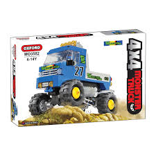 OXFORD TOYS Monster Truck 27 1pcs - From RedMart Tech Toys Remote Control Ford F150 Svt Raptor Police Monster Truck For Kids Learn Shapes Of The Trucks While Rc Truckremote Control Toys Buy Online Sri Lanka Toyabi 118 Car Big Foot Model 24g Rtr Electric Ice Cream Man Toy Review Cars For Kmart Hot Wheels Tracks Sets Toysrus Australia Wl Toys A999 124 Scale Onslaught 24ghz Maisto Off Rock Crawler 4x4 Wheel Android Apps On Google Play 116 Road Suv Climber Rc