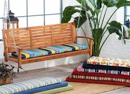 Decorative fortable Porch Swing Cushions