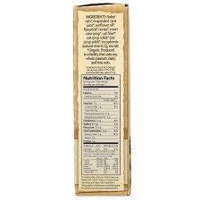 Pumpkin Flaxseed Granola Nutrition Info by Natures Path Honey Oat Crunch Flax Plus Granola Bars Honey And