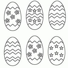 Medium Size Of Coloring Pageeggs Pages Cute Easter Egg Page 01 Eggs