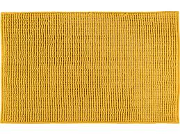 baliv badteppich retro futures 80 cm x 50 cm gelb