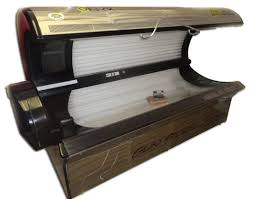 Solar Storm Tanning Bed by Glow Tanning Salon