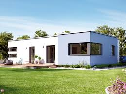 100 Bauhaus Style Style Modern Bungalow SOLUTION 100 V6 Living Haus