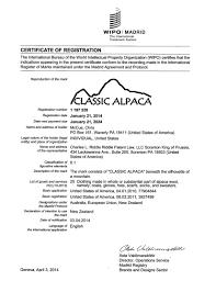 international bureau wipo patent and trademark lawyer scranton king of prussia allentown