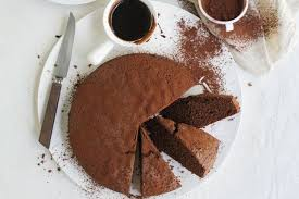 Mix All Together Chocolate Cake