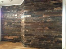 Tectum Direct Attached Ceiling Panels by Reclaimed Wood Paneling The Recycled Wall Best House Design