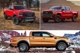 100 Compare Trucks Motor Trend On Twitter Yes The Ranger Is In A Different Class