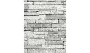 steinwand wohnzimmer grau bestellen baur