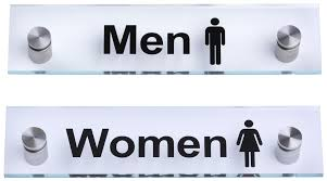 Printable Handicap Bathroom Signs by Men And Women Bathroom Signs