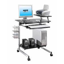Sams Club Desks by Techni Mobili Multifunction Mobile Computer Desk Hayneedle