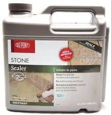 dupont 1 gallon advanced stone tile sealer ebay