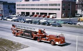 Transpress Nz: Early 1950s American LaFrance Turnable Ladder Fire ... American Lafrance Fire Engine An At P Flickr Truck There Is A 4th Of July Parade North Easts La France Window On Cecil Countys Past Type 700 Fire Engine In S Austin Atx Car The Collapse An Industrial Icon What Happened To Walk Around Of Privately Owned 1965 900 Series American Lafrance 1939 Truck 1922 Chain Drive Cars For Sale 1946 Seme And Son Automotive 1956 Kingston Museum Put Bay Huggy Bears Consignments Appraisals