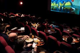 Movie Theatre With Reclining Chairs Nyc by The Absolute Best Dine In Movie Theater In Nyc