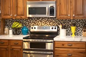 Backsplash Ideas For Dark Cabinets by 100 Backsplash Designs For Kitchens Kitchen Flooring Ideas
