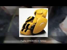 fujita smk9070 massage chair features youtube