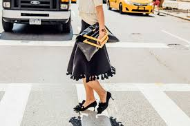 tags black fringe gold women clutches bags skirts new york