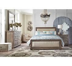 Badcock Furniture Bedroom Sets by Homestead 5pc Queen Uph Bedroom Group Badcock U0026more