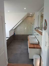 waschtisch platte konsole holz eiche massiv fensterbank bad wc