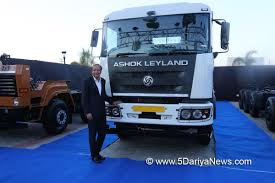 Ashok Leyland Launches Captain Haulage And 3718 Plus Trucks In Indore