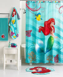 Little Mermaid Bath Decor by Kids Bathroom Decor High Quality Image Home Decorating Ideas