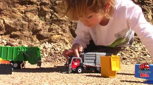 Toy Garbage Truck Videos For Children L Trash Spill FAIL L Garbage ... Toy Trash Trucks In Action Garbage Truck With Side Arm Best Kids Playing Pictures Dickie Toys Walmartcom Videos For Children Unboxing Tonka Mighty Dumpster Worlds Recycling Waste Youtube Amazoncom 12air Pump Vehicle For Green Kawo Jack Bruder Video Gym Pickup Front Loader