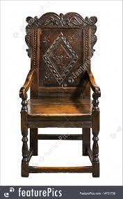 Wainscot Chair, Second Half 17Th Century Carved Oak Isolated ... Details About Copper Grove Taber Oak Carved Rocker Chair 25 X 3350 4 Danish Carved Oak Armchair Dated 1808 Bargain Johns Antiques Victorian Antique Rocking Vintage Childs Rocking Chair Ssr Childs Hand Elephant In So22 Sold Era With Leather 1890s Ornate Lift Glastonbury Armchair 639070 Larkin Soap Company Ribbon Back Wainscot Second Half 17th Century Isolated